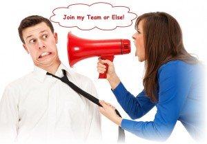 proces de recrutare esuat