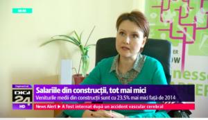 Domeniile in care se castiga cel mai bine in Romania